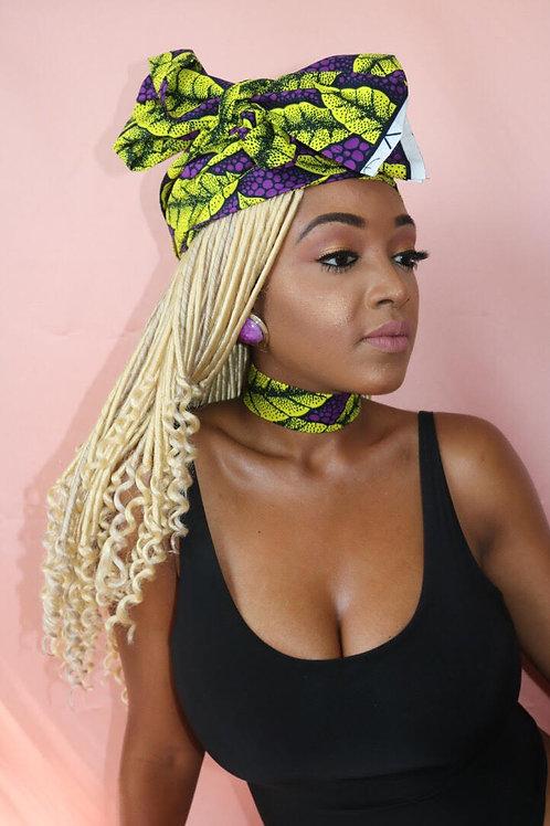 Olori African Print