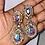Thumbnail: Gatsby Glam Iridescent Earrings