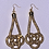 Thumbnail: Knot Yours Rosegold Earrings