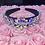 Thumbnail: Jetset Babe Iridescent Gem Headband