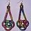 Thumbnail: Knot Yours Rainbow Earrings