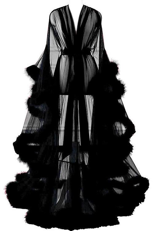 Goddess Robe (Black)