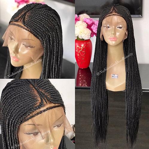 Fulani Braided Wig
