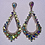 Thumbnail: Old Hollywood Glam Iridescent Earrings