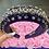 Thumbnail: Her Majesty Black Beaded Headband