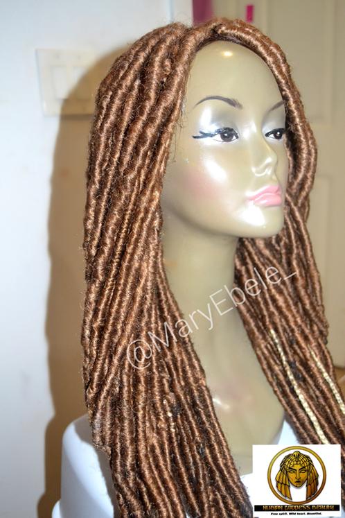 Goldilocks Wig 32