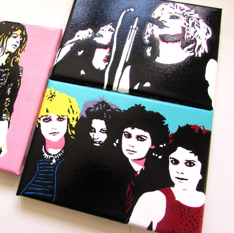 The Slits [group] 2018