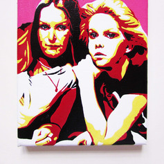The Runaways [5 Sandy West & Cherie Currie] 2018