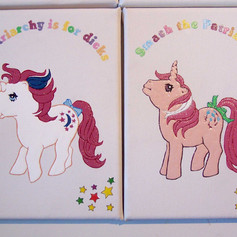 Ponies Against Patriarchy 2017 [Group]