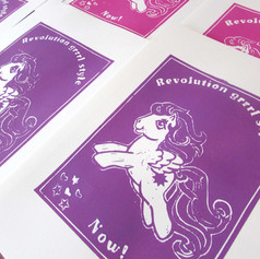 Ponies Against Patriarchy [group]