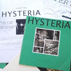Hysteria - Issue No. 1 2014