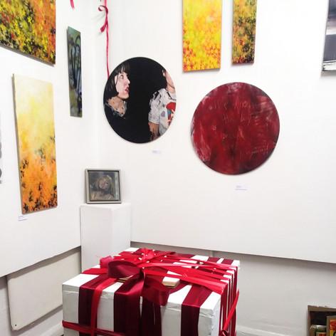 installation / gallery view