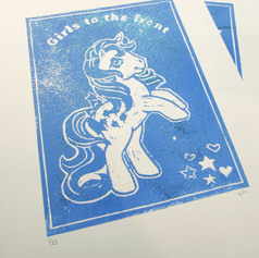 Ponies Against Patriarchy - Girls to the Front 2