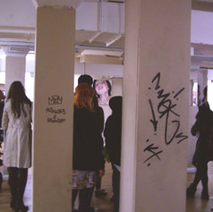 'A Day for Hysteria' exhibition, 2014