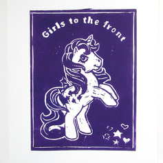 Ponies Against Patriarchy - Girls to the front