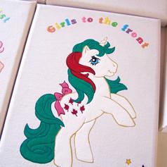Ponies Against Patriarchy, 2017