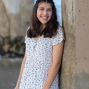 Sofia Senior Portrait