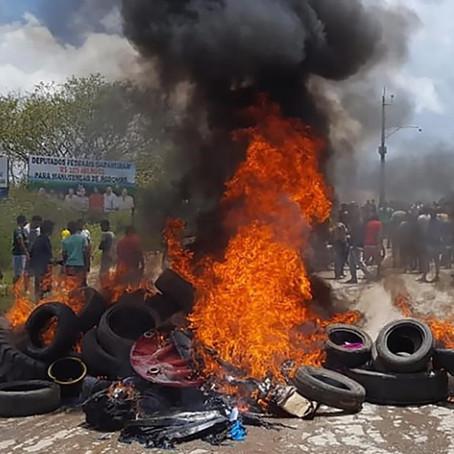 Xenofobia en Pacaraima: De qué hablamos cuando queman un campo de refugiados