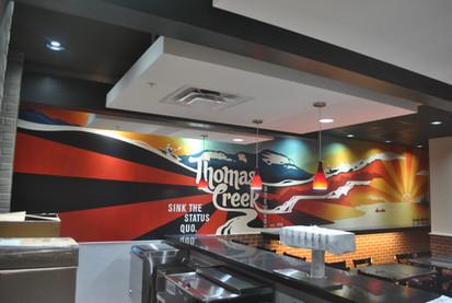 Thomas Creek Greenville