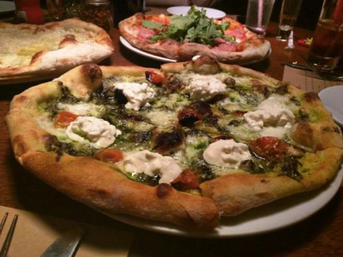 TOP 5   Pizzas Gourmet en Bogotá
