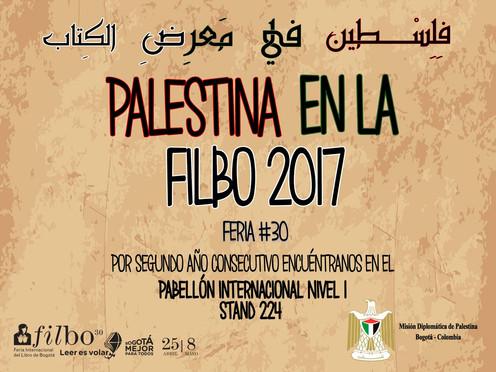Palestina en la FilBo