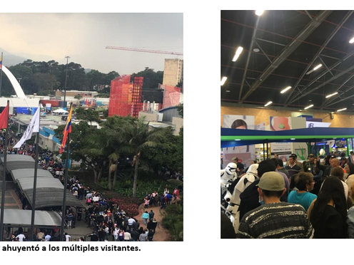 ¿Por qué se llena la Feria del Libro si los colombianos leen tan poco?