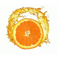 Orange ou citron pressée