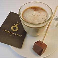 Chocolat chaud belge