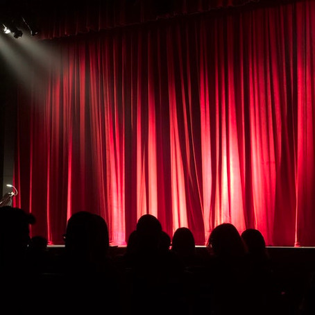 Imagine..... you took the stage and shared your story! Your audience is waiting.