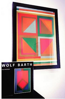 Wolf Barth (1926-2010) édition de tête