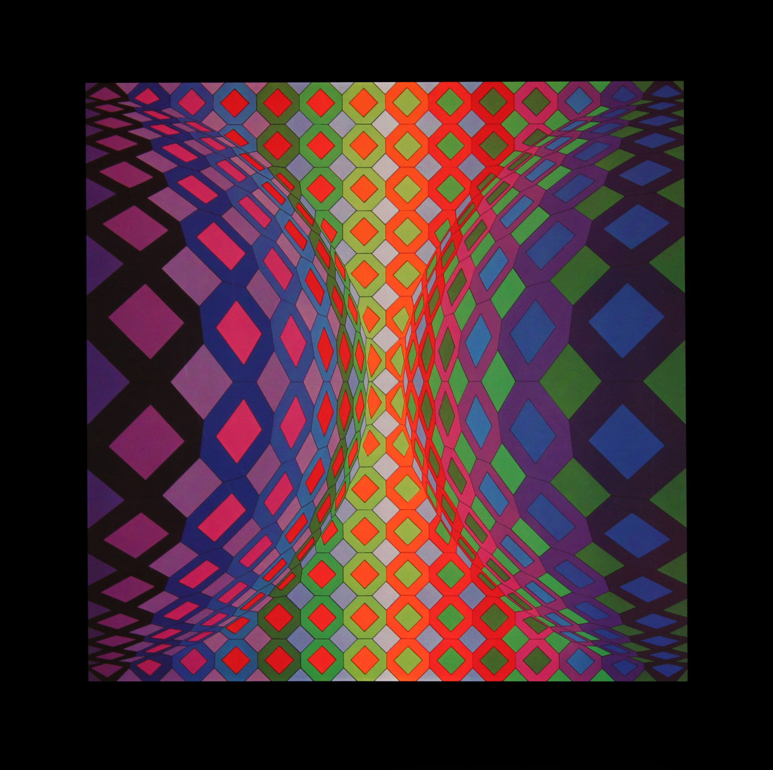 Reech, Album Octogone, Vasarely