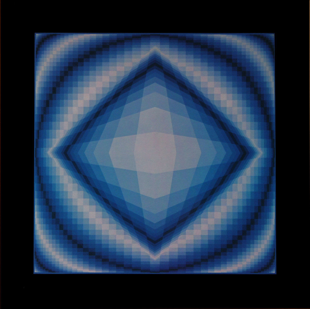 Boreal, Album Octogone, Vasarely