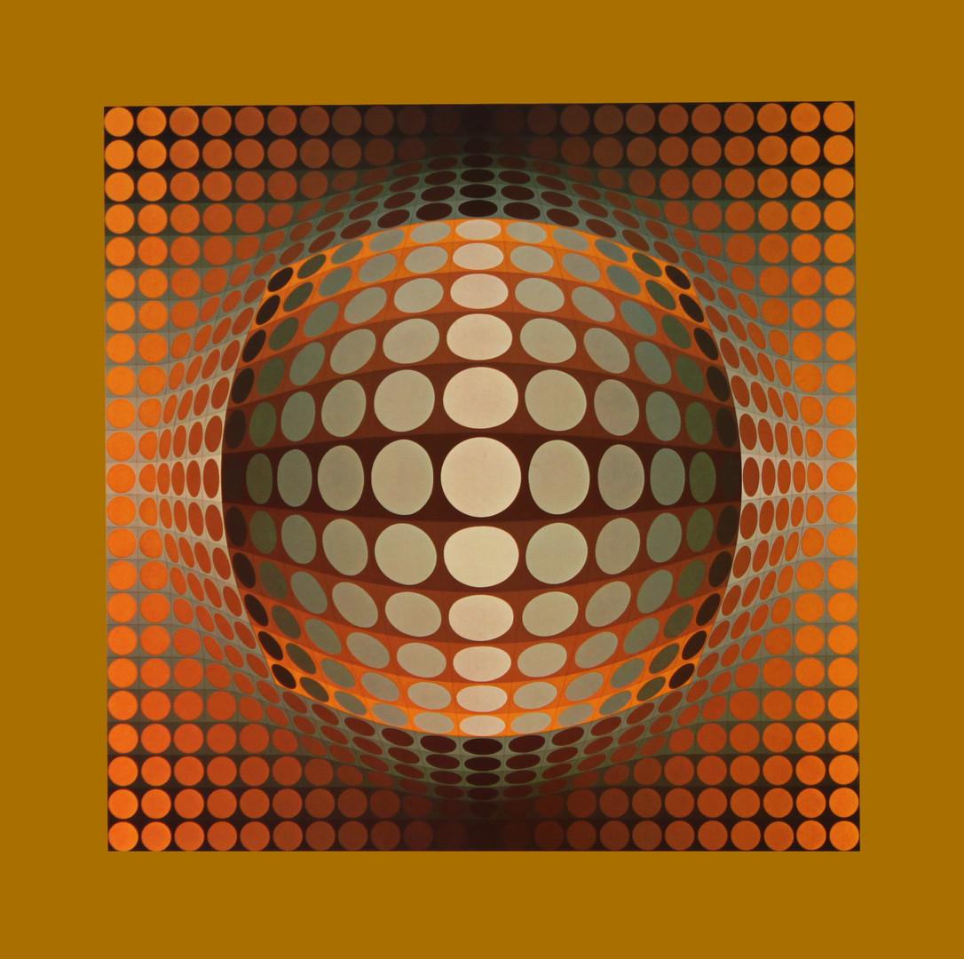 Vega zett, Album Damier, Vasarely