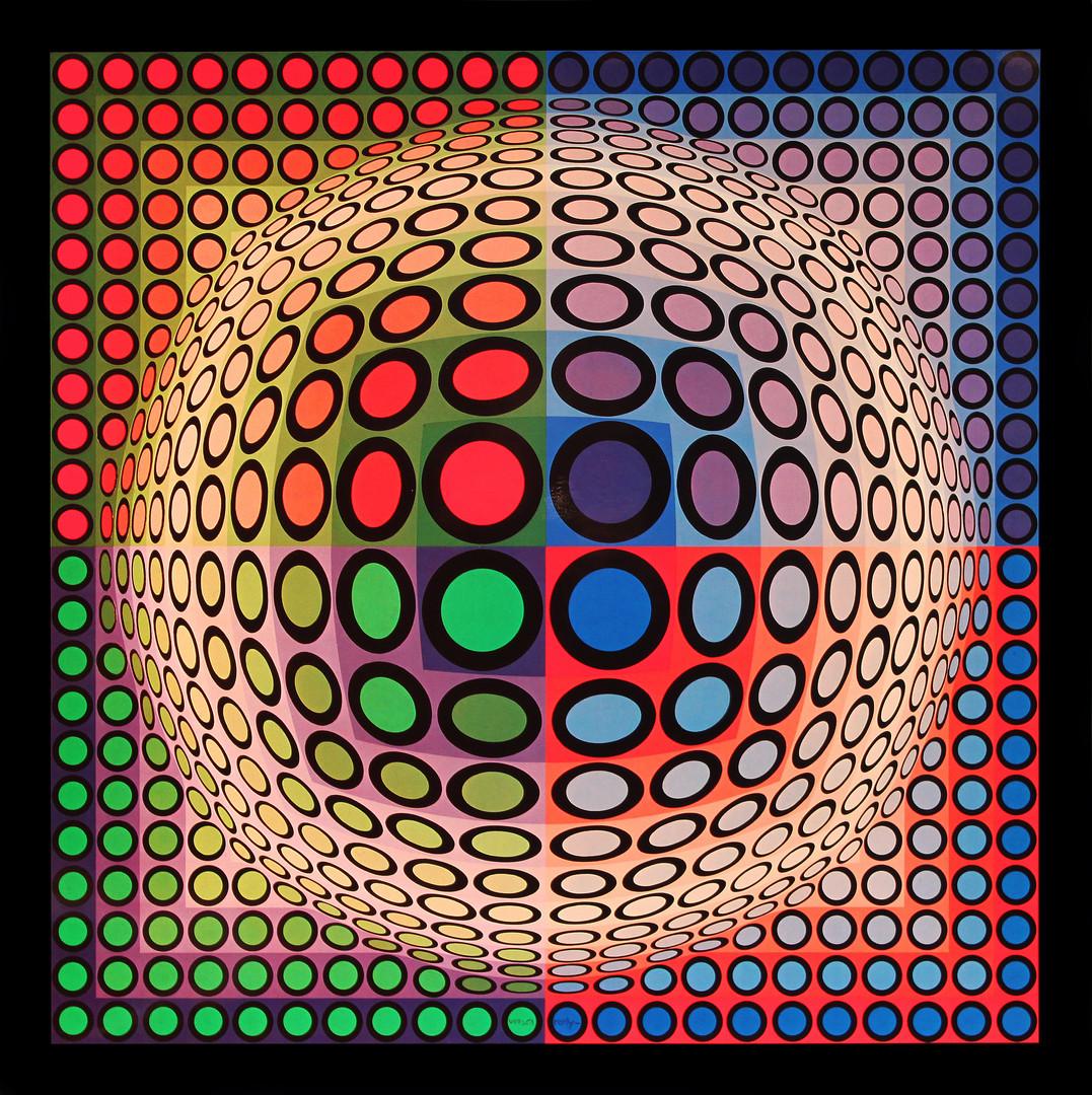 Album Progressions 1, Victor Vasarely
