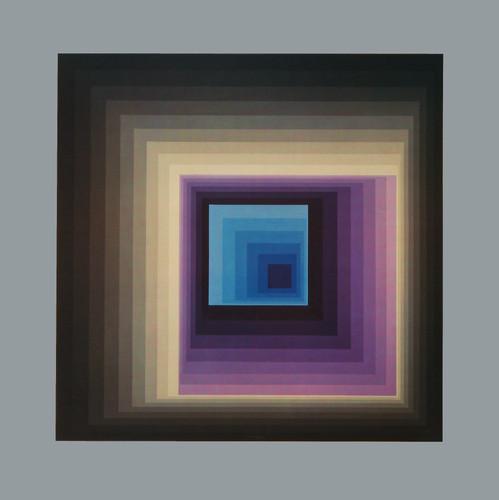 Reytey, Album Damier, Vasarely