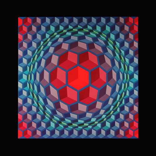 Cheyt mc, Album Hexagone, Vasarely