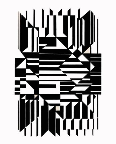 Tilla, Album Linéaires, Vasarely