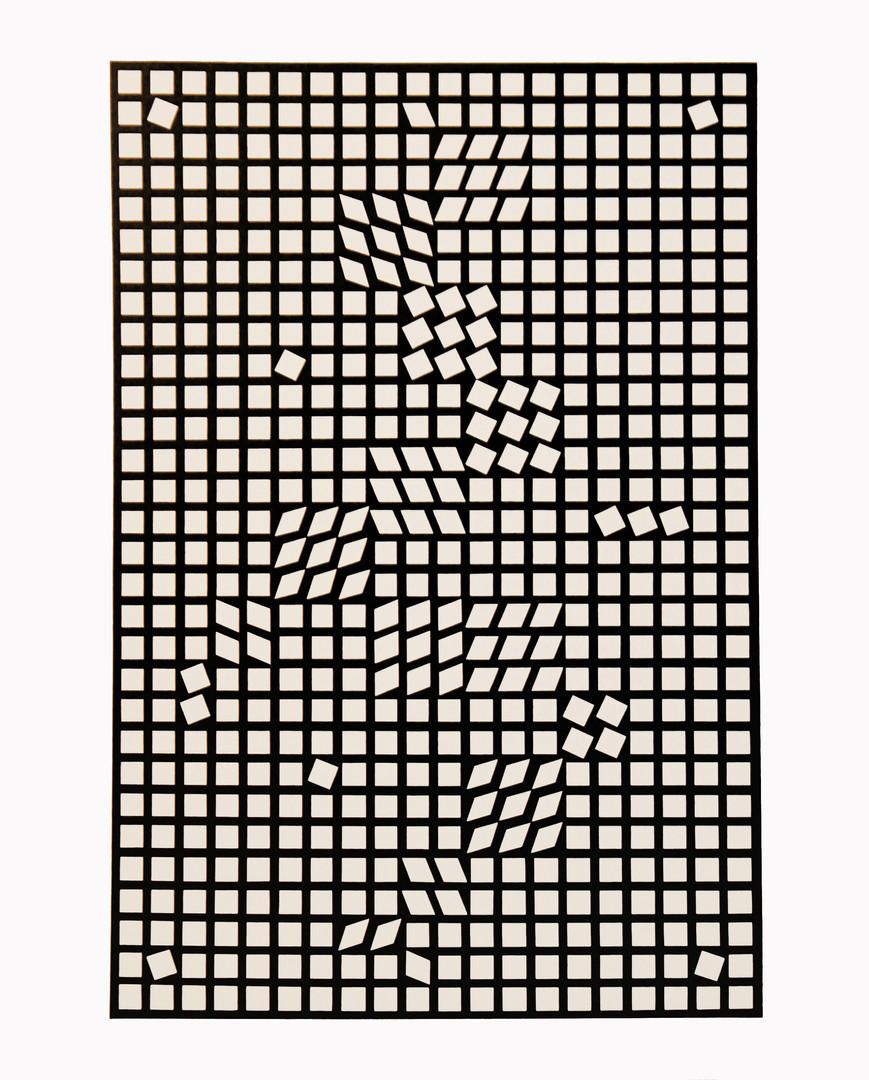 Tlinko, Album Corpusculaires, Vasarely