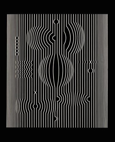 Manipur, Album Ondulatoires, Vasarely