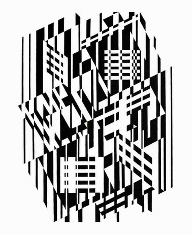 Afa, Album Linéaires, Vasarely