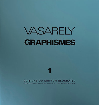Victor Vasarely - GRAPHISMES 1