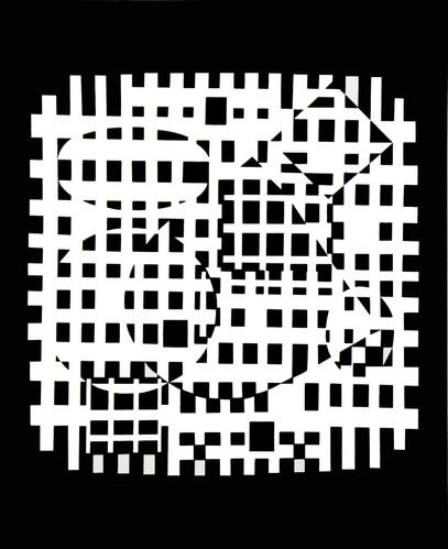 Vah neg, Album Croisées, Vasarely
