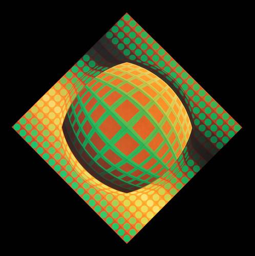 Album Progressions 3, Victor Vasarely