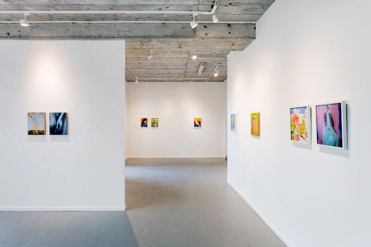 Acardies, Paul Rousteau, Galerie du Griffon, 2019