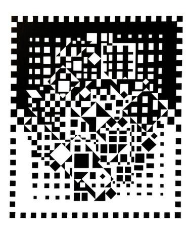 Ymphy, Album Croisées, Vasarely