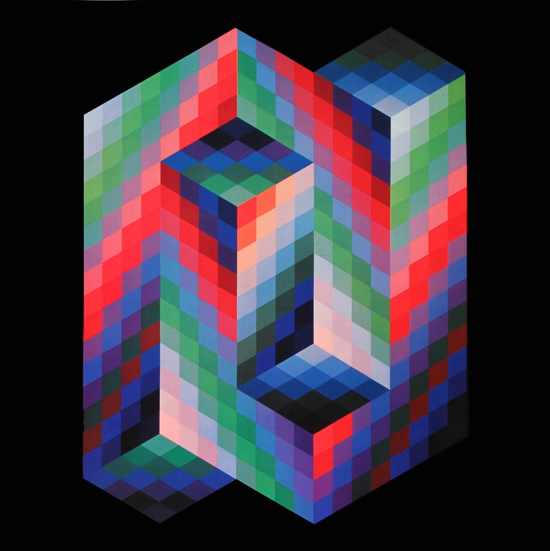 Album Progressions 2, Victor Vasarely