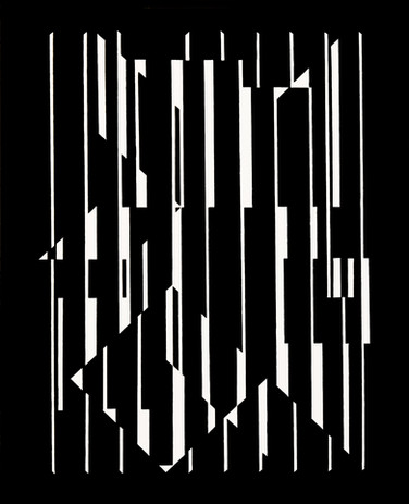 Altair, Album Linéaires, Vasarely