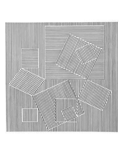Naissances, Album Ondulatoires, Vasarely
