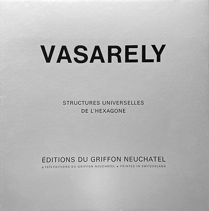 Victor Vasarely - HEXAGONE