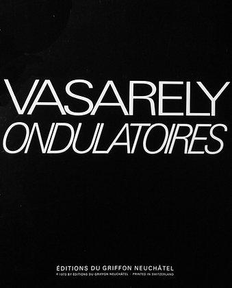 Victor Vasarely - ONDULATOIRES